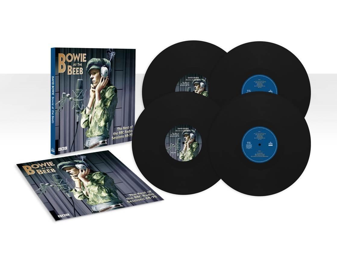 Bowie at the Beeb - Coffret 4 Vinyle - Édition Limitée Edition limitée David Bowie (Artiste, Interprète) Format : Album vinyle