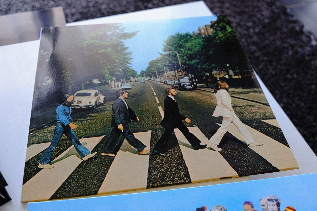 Abbey Road Beatles - Vinyle Collection Altaya