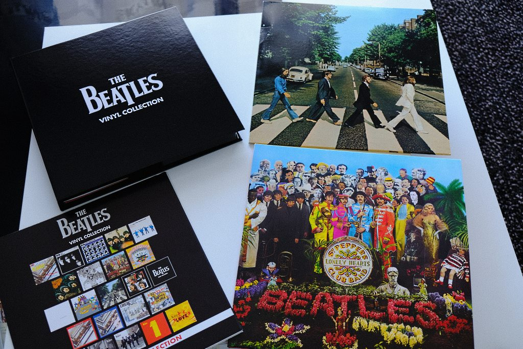Beatles Vinyl Collection Altaya