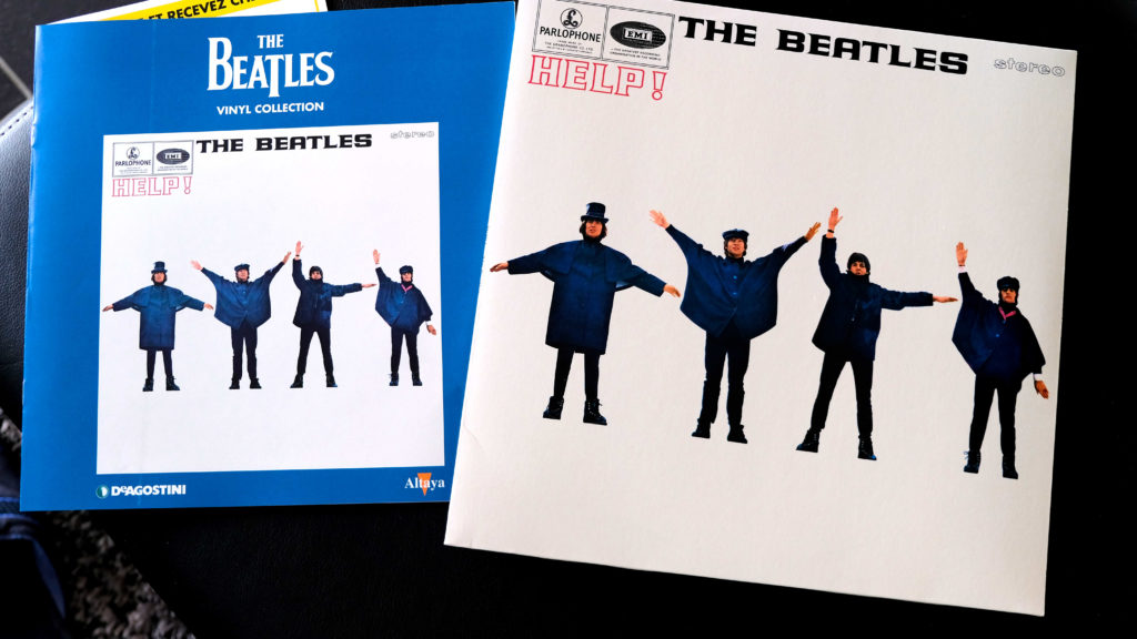 Beatles - Vinyl Collection Altaya - Numéro 3 - Help