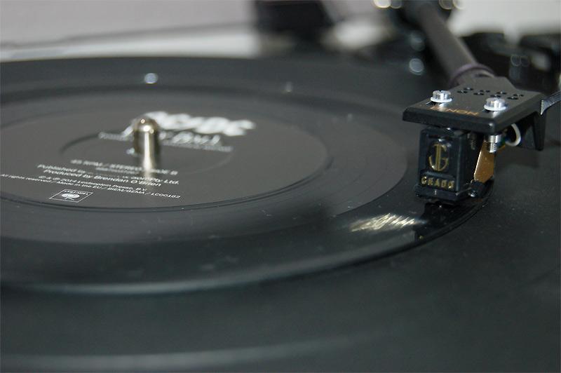 AC DC Disque vinyle 45 tours