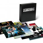Coffret 8 vinyles Scorpions