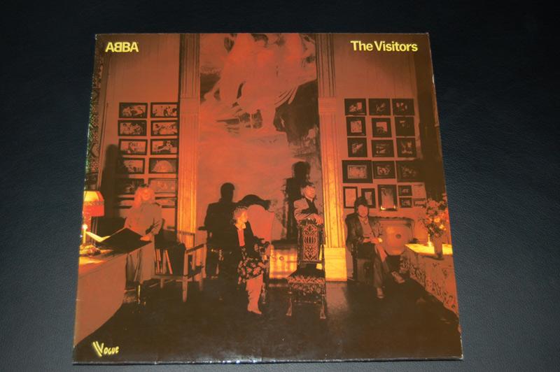 Abba The Visitors - Disque Vogue