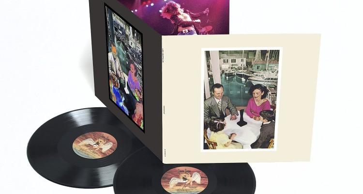 Presence Led Zeppelin Album 2 vinyles