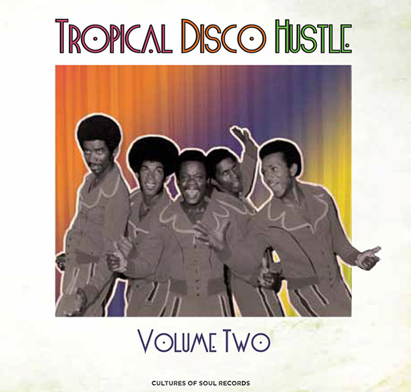 Tropical Disco Hustle – Album LP