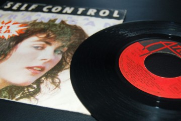 Laura Branigan Self Control – 1984 – Vinyle SP 45T