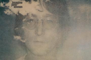 Imagine John Lennon - Vinyle LP 33 tours [SORTIE]