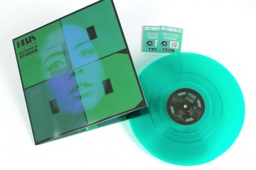KELIS_LIVE_FROM_METROPOLIS_STUDIOS_Vinyle_LP_33_tours_vert_transparent