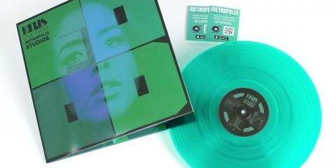 KELIS_LIVE_FROM_METROPOLIS_STUDIOS_Vinyle_LP_33_tours_vert_transparent