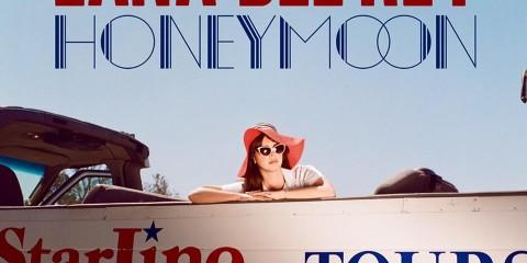 Honeymoon Lana Del Rey