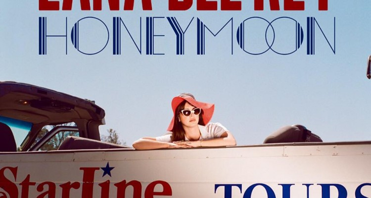 Honeymoon Lana Del Rey