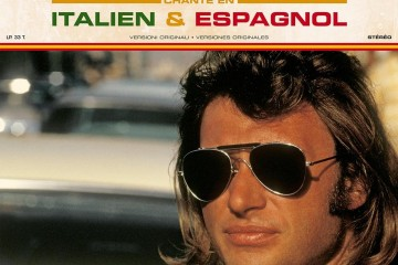 Johnny Chante en Italien et Espagnol