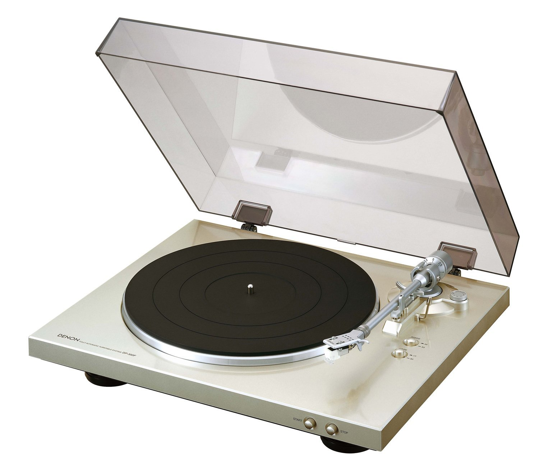 Platine vinyle Denon DP 300F