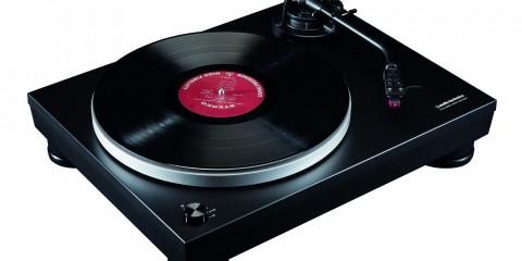 Platine vinyle haut de gamme AT LP5