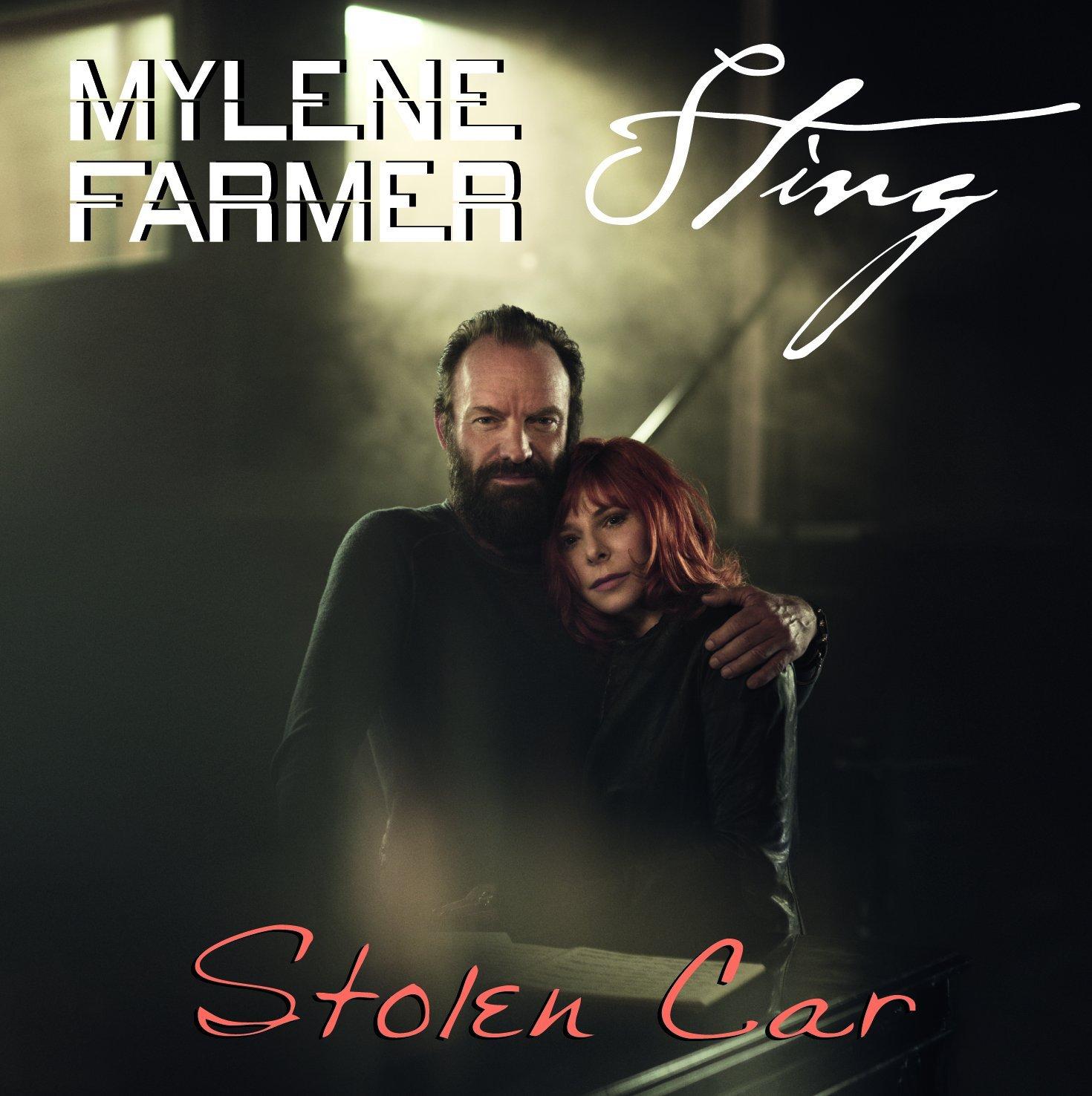 Stolen Car Maxi Vinyle EP Mylène Farmer