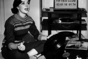 Béthune, foire aux disques vinyles