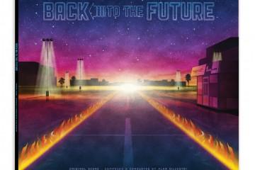 vinyles Mondo pour Retour vers le Futur