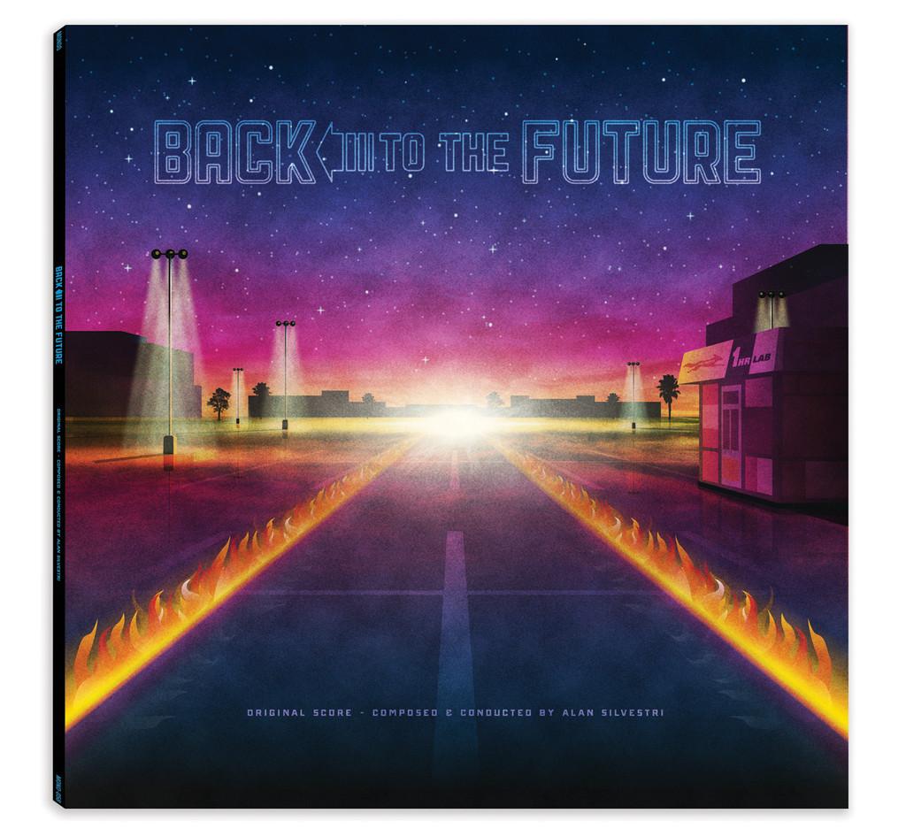 Retour vers le Futur, un coffret vinyles chez Mondo