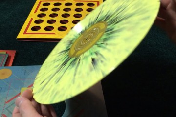 "Unboxing Trey Anastasio ""Paper Wheels"" Deluxe LP"