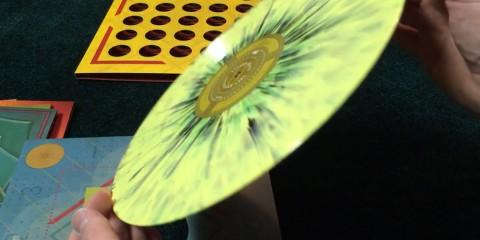 """Unboxing Trey Anastasio """"Paper Wheels"""" Deluxe LP"""