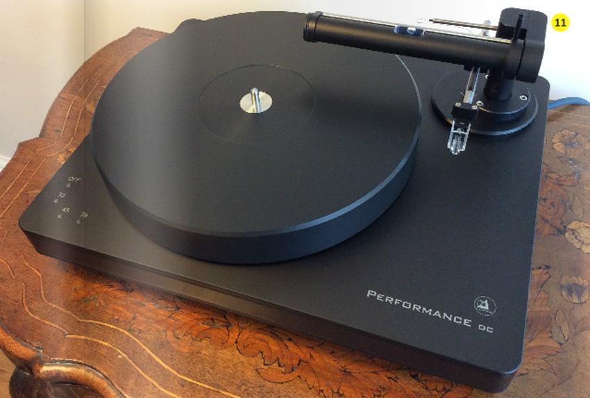 Platine vinyle Clearaudio