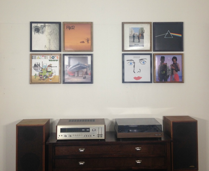 vinylframe un projet de cadres vinyles pour votre maison. Black Bedroom Furniture Sets. Home Design Ideas