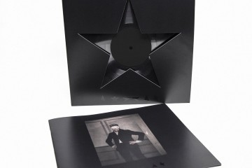 Blackstar David Bowie 2016