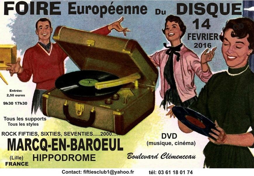 Salon vinyle Lille