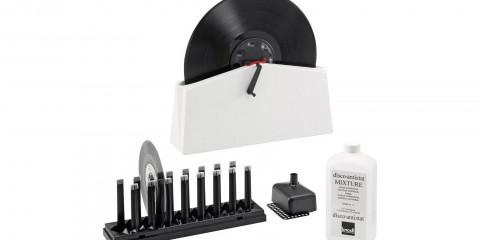 Knosti disco antistat version 2, laveuse de disques vinyles
