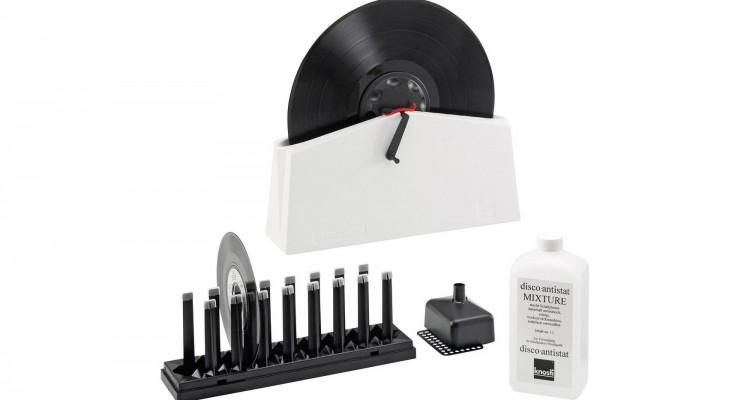 Knosti disco antistat version 2, laveuse de disques vinyles