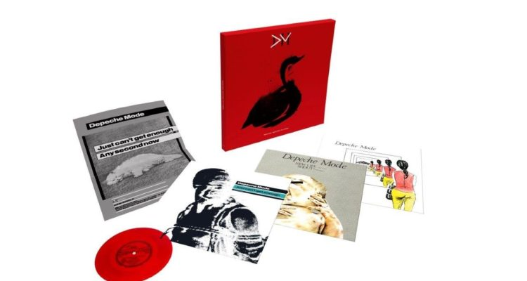 Depeche Mode - Speak & Spell - The Singles
