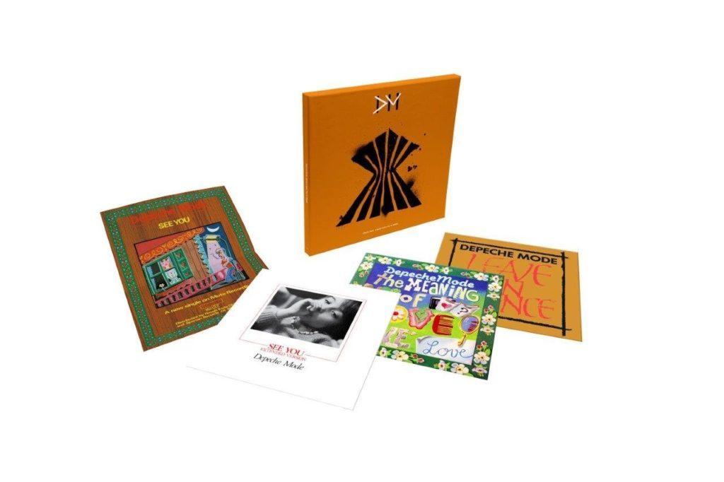 """Depeche Mode - A Broken Frame - 12"""" Singles Collection"""