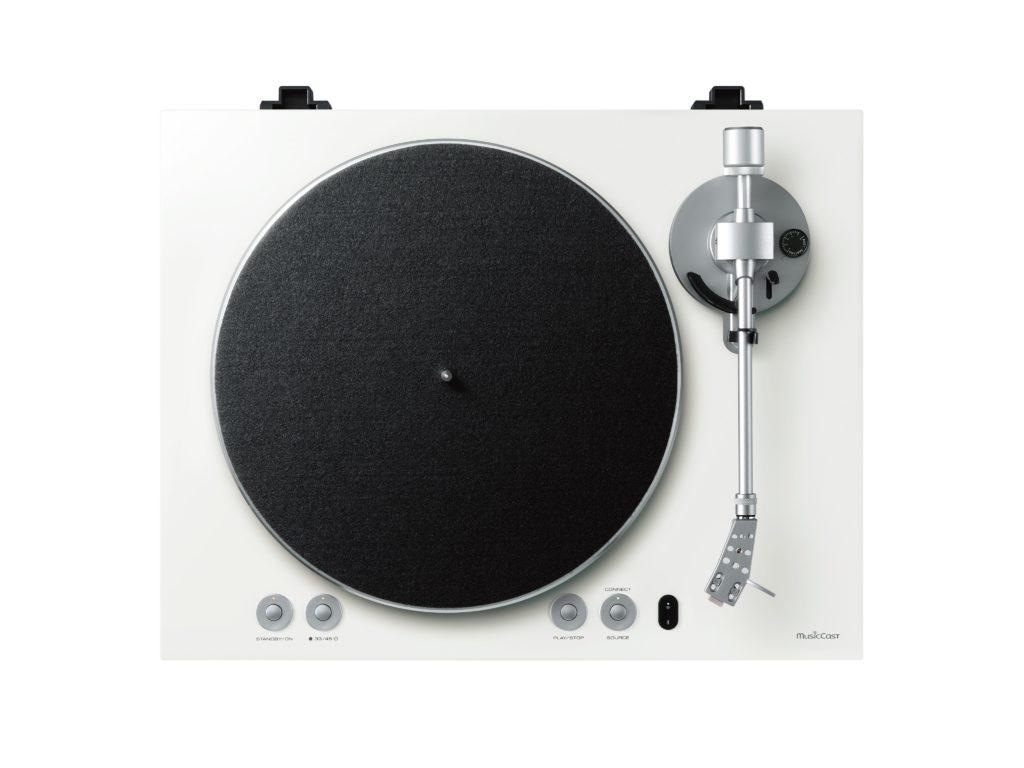 Platine vinyle connectée - Yamaha MusicCast VINYL 500
