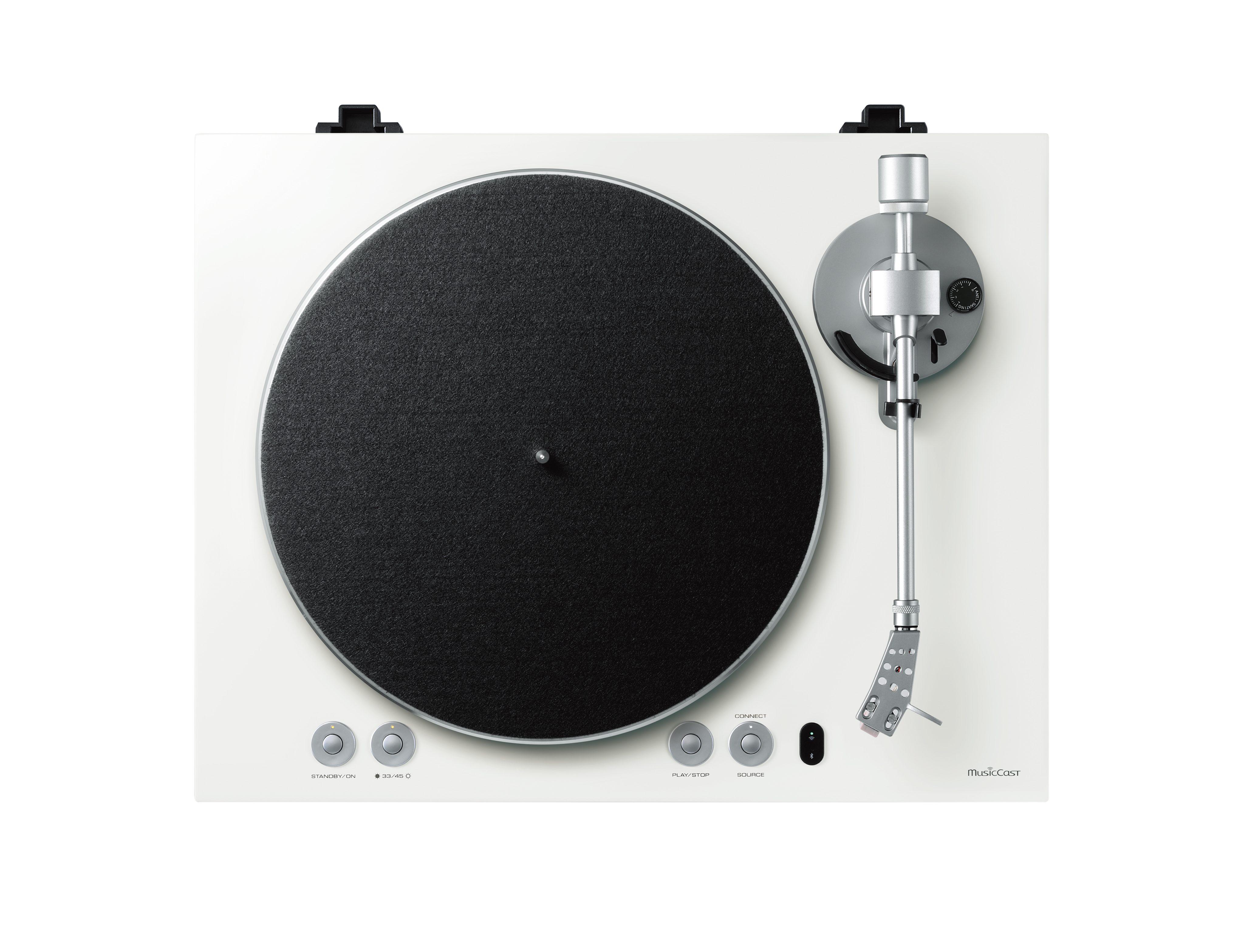Platine vinyle connectée - Yahama MusicCast VINYL 500