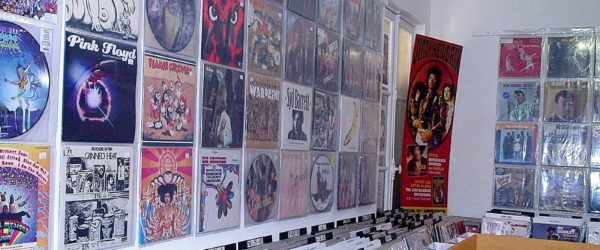 Disquaire JET Records à Biarritz