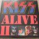 KISS ALIVE II    ref: 72005/6