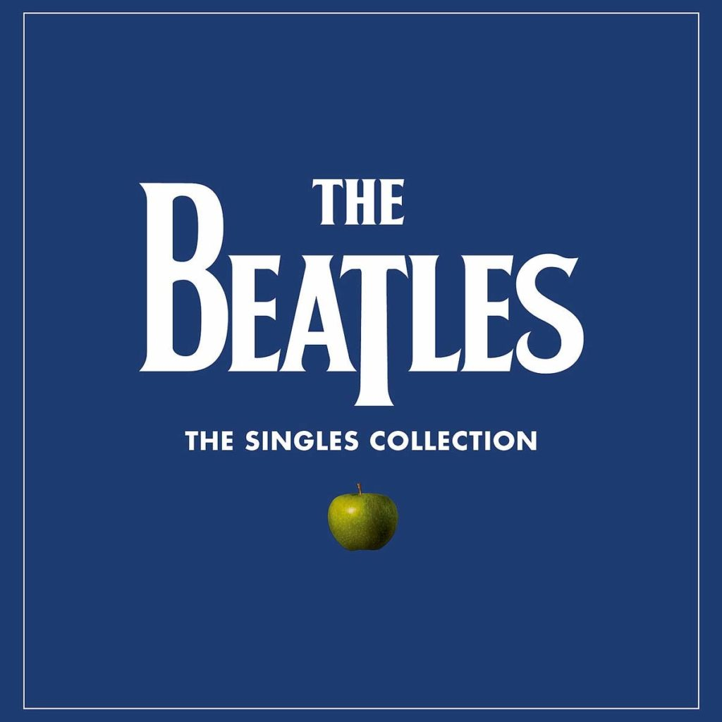 Beatles, collections vinyles 45 tours