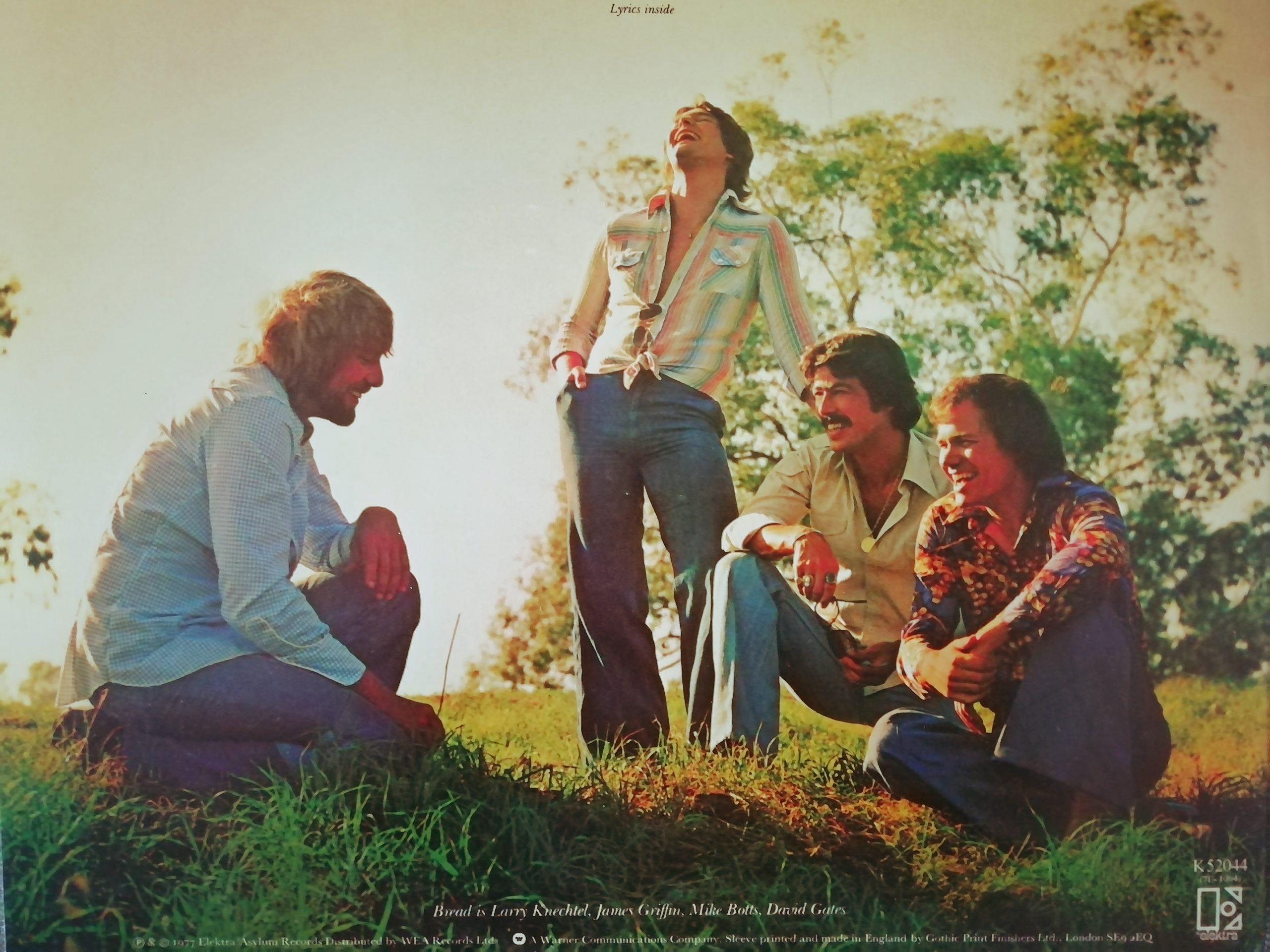 bread, un groupe de folk-rock américain originaire de los angeles et qui fut l'exemple du courant soft-rock