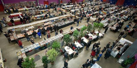 Salon disques vinyles à Nantes