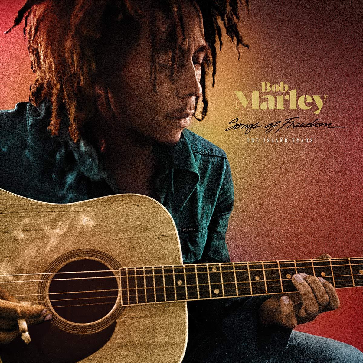 Songs of Freedom Bob Marley