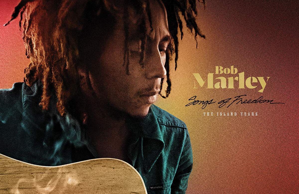 Bob Marley Songs of Freedom Coffret limité [SORTIE]