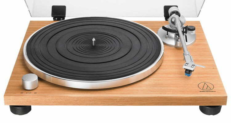 Platine vinyle Audio-Technica AT-LPW30TK
