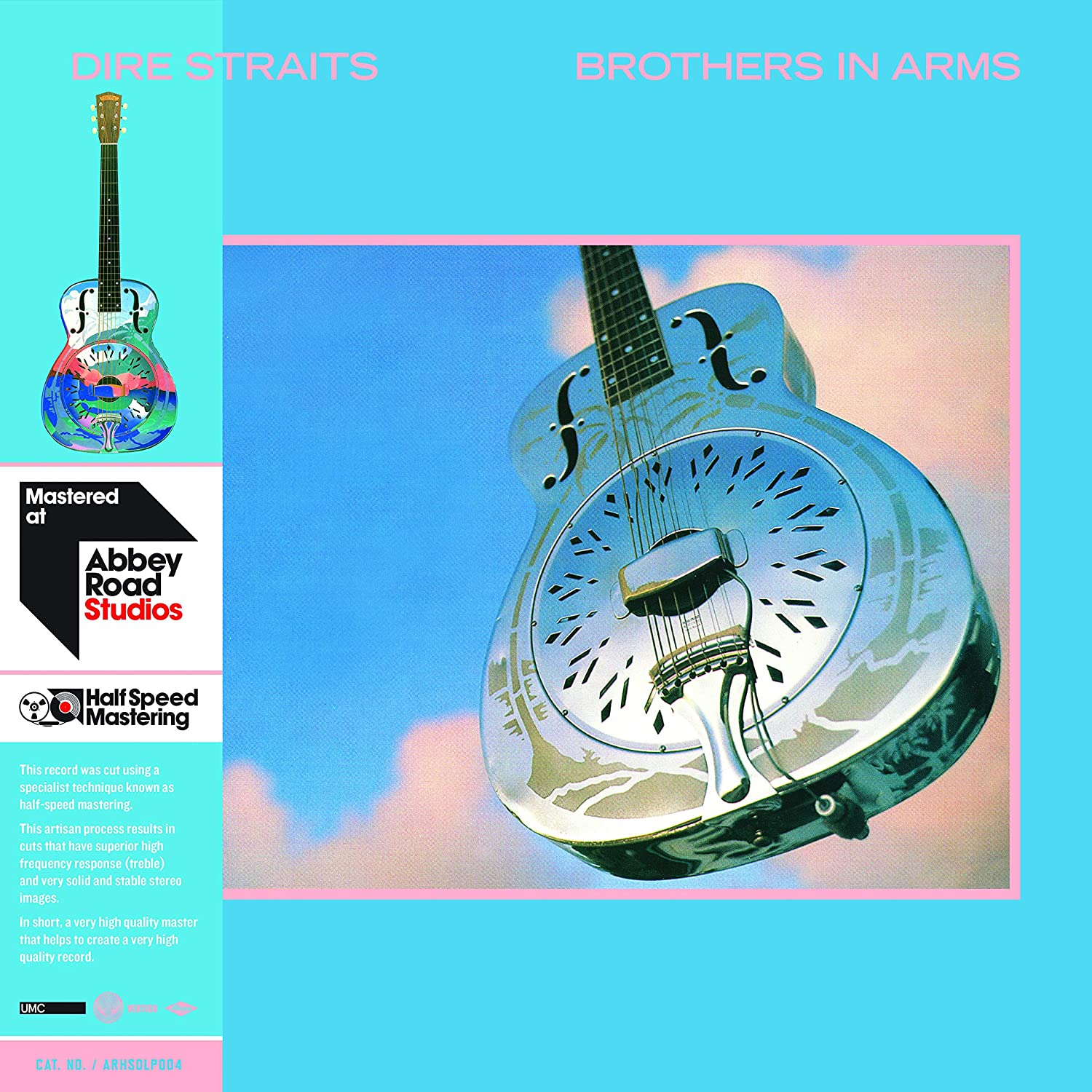 Vinyles Brothers In Arms – Dire Strait