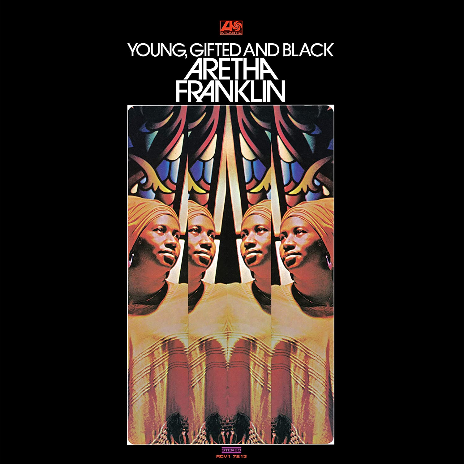 Vinyl Aretha Franklin Young, Gifted and Black