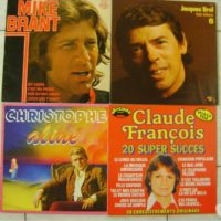 disques vinyles 33 tours