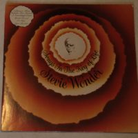 Tevie Wonder    Song in the Key of Life        ref: 2C16897900/1