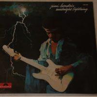 Jimi Hendrix     Midnight Lightning       ref: 2302039